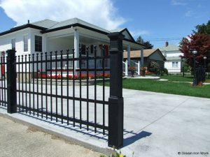 fences - dream iron work