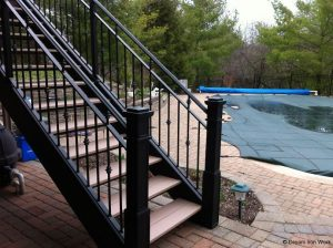 custom iron spiral stairs Niagara